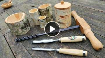 How To Carve A Shrink Pot - Chris Allen