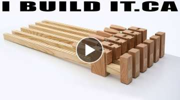How to make Wooden Clamps
