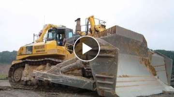 The Top Largest Bulldozers in the World