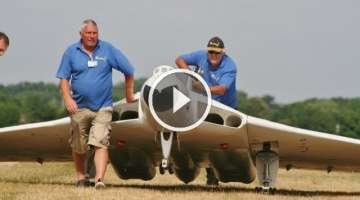 GIANT SCALE RC MODEL AIRCRAFT SHOW LMA RAF COSFORD - FLIGHTLINE COMPILATION
