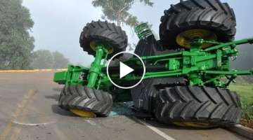 Top Awesome Incredible Biggest Tractor Equipment Fails Vs Recovery