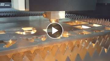 Amazing Technology - Laser Tube and Sheet Cutting Machines