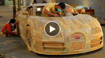 5 AMAZING HANDMADE CARS