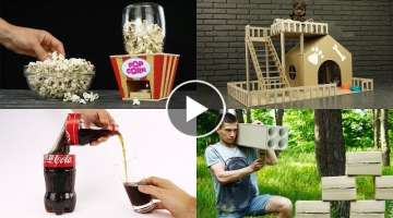 Amazing TOP 5 Creations You Can Do By Yourself Compilation