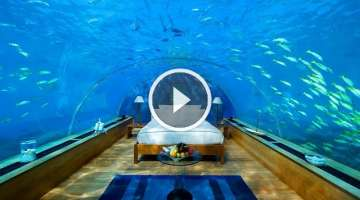10 Incredible Structures Built Underwater