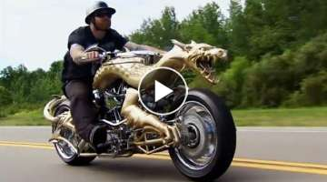 Absolutely Shocking Motorcycles