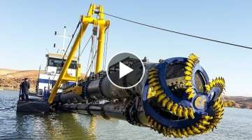 AMAZING MACHINES OPERATING ON ANOTHER LEVEL