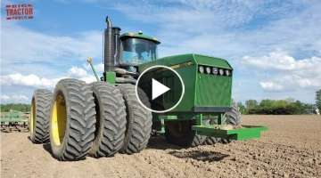 BIG TRACTORS That Made 1989 Great