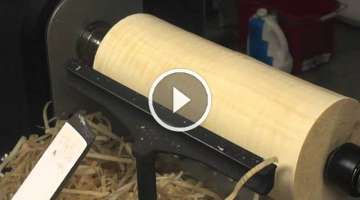 Firewood to Bottle Stopper Blanks