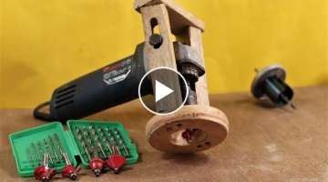 Angle Grinder Hacks.How to , |DIY |