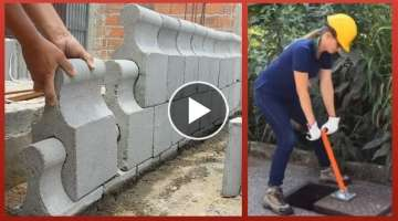 Most Ingenious Construction Inventions & Advanced Working Technology