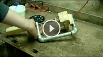 Building Plumbing C-Clamps