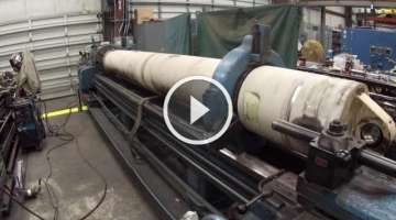 Large Lathe Work
