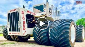 BIG BUD 16V-747 WORLD's LARGEST TRACTOR