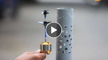 How to make a water pump | Powerful water pump