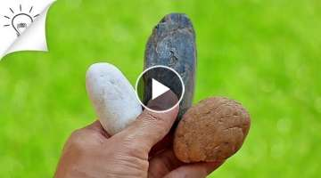 6 Creative Ideas With Rocks
