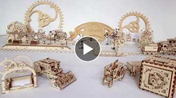 Top 5 Wooden Inventions that will blow your mind