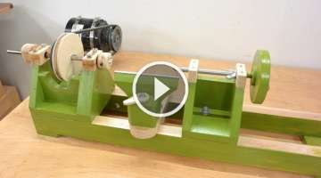 How to build the lathe