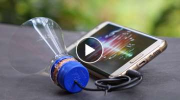 How to Make a Speaker at Home - Using Plastic Bottle