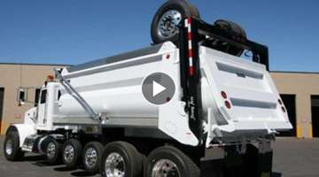 Why Some Trucks Have Extra Wheels Behind