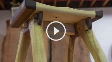 Woodworking, Shop Stool, Extended Version