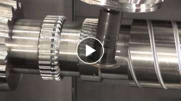 Amazing Multi-Tasking CNC Machine