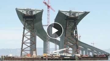 World Amazing Modern Bridge Construct Machines - Latest Technology Construction Machinery