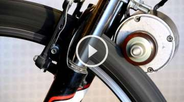 DIY Electric Bike Conversion