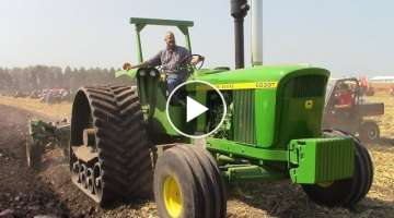 Top 10 Big Tractors, Half Century of Progress Show