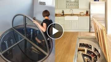 INCREDIBLE AND INGENIOUS Hidden Rooms AND SECRET Furniture # 2