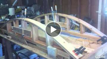 How to Build Curved Railing