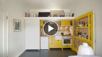 NEVER TOO SMALL ep.3 Micro apartment design Cairo Studio