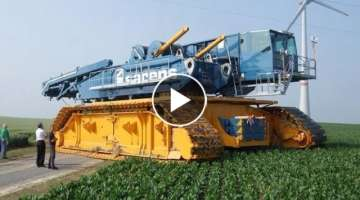 World Amazing Modern Technology Machines Working - Incredible Agriculture Forestry Machinery