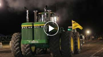 Kinze's 855×2 pulling – Half-Century of Progress
