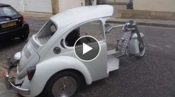 Amazing Homemade Trikes