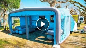 10 AWESOME CAMPING INVENTIONS