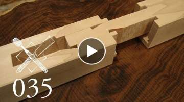 Joint Venture Ep. 35: Pole tenon splice