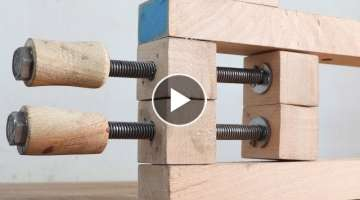 Homemade Woodworking Tool Idea || Homemade Tools