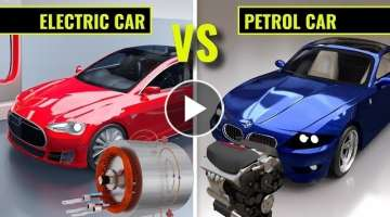 Electric cars vs Petrol cars