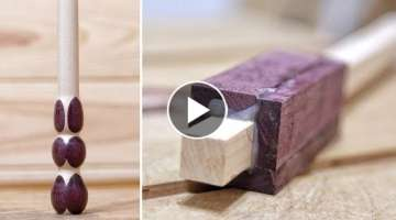 20 WoodWorking Products Skills Ideas. Amazing Easy Wood DIY Projects YOU CAN MAKE 2019 | UWP