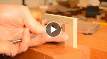 AMAZING Trick and Technique Woodworking Project Ideas!