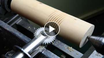 Amazing Fastest Wood Lathe Machines Working - Extreme Modern CNC Technology Woodworking Machine