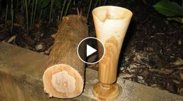 Turning a Vase - Challenge Tree