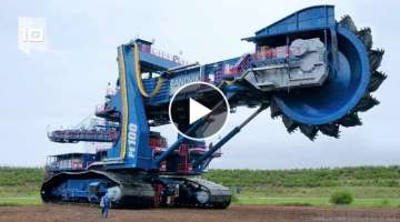 10 Most Incredible Industrial Machines in the World. Part 4