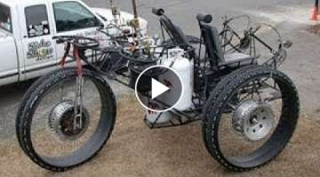 Amazing Homemade Inventions
