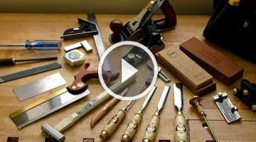 Hand tool projects & tips for the beginner woodworking