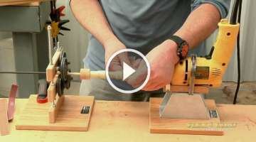 Flex Coat Co. - Cork Lathe Tips & Tricks