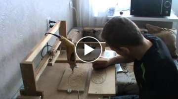 Woodcarving Machine