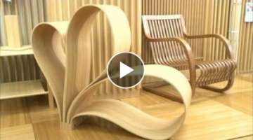 New Technique to Make Furniture out of Bamboo