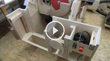 Format Tablesaw - Building process images